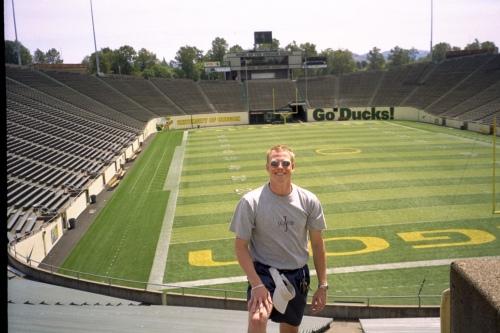 Reid at Autzen Stadium.JPG