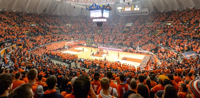Illinois State Farm Center