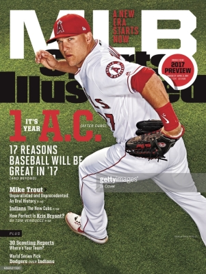 Sports Illustrated 2017 MLB Preview