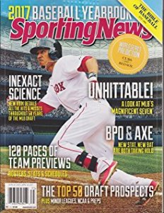 The Sporting News 2017 MLB Preview