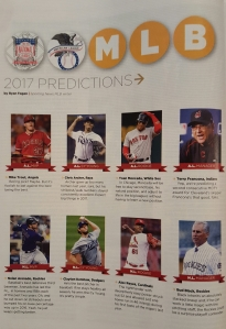 The Sporting News 2017 MLB Preview2