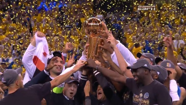 Golden St. Warriors 2017 Trophy Celebration.jpg