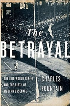 The Betrayal book