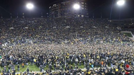 Iowa 14 Michigan 13 in 2016.