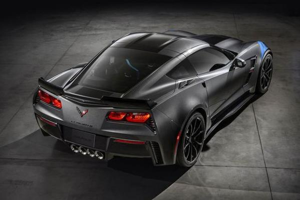 2017 Corvette Stringray