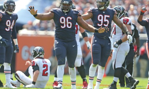 NFL: Atlanta Falcons at Chicago Bears