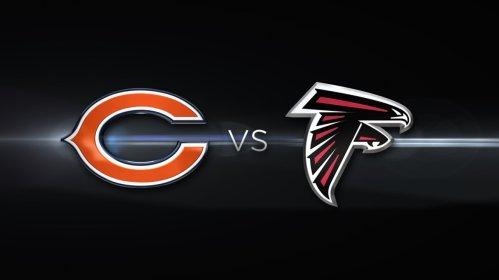 Bears vs Falcons