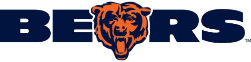 Chicago Bears 5 letters logo