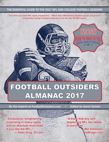 Football Outsiders Almanac 2017