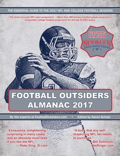 Football Outsiders Almanac 2017