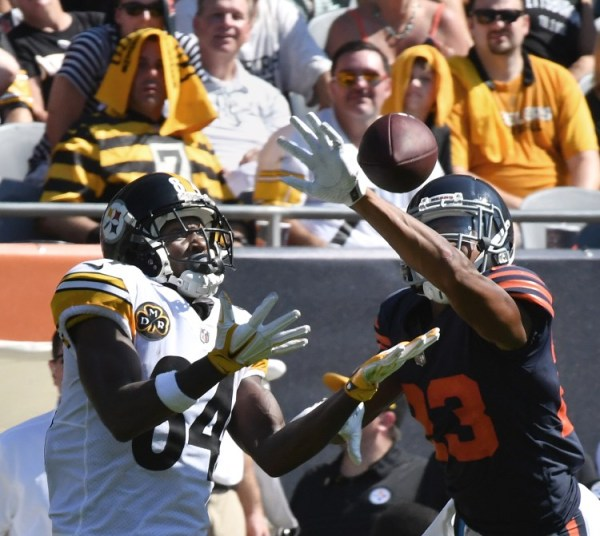 Pittsburgh Steelers vs Chicago Bears