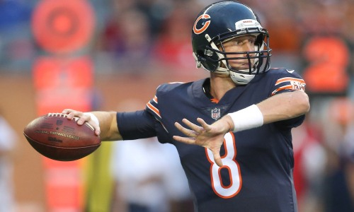 USP NFL: DENVER BRONCOS AT CHICAGO BEARS S FBN CHI DEN USA IL