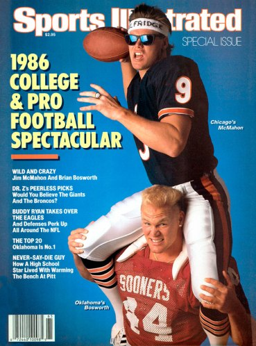 SI College Football '86