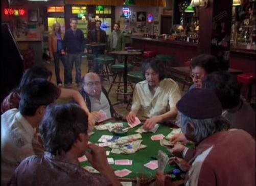 Sunny in Philadelphia gambling scene