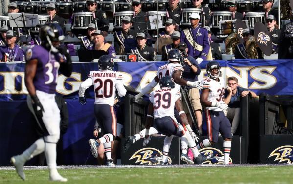 Adrian Amos at Ravens