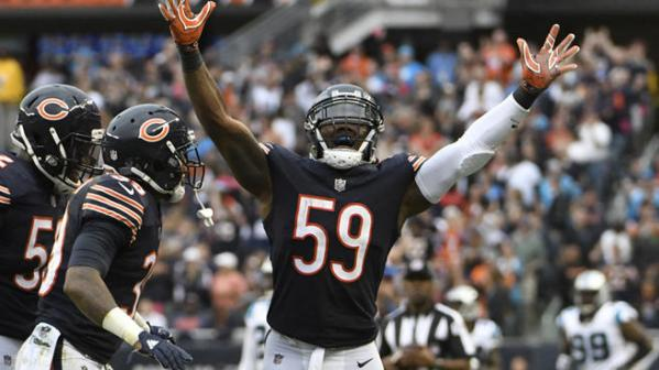 Danny Trevathan vs Panthers