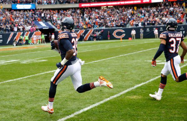 Eddie Jackson vs Panthers