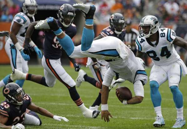Kyle Fuller vs Panthers