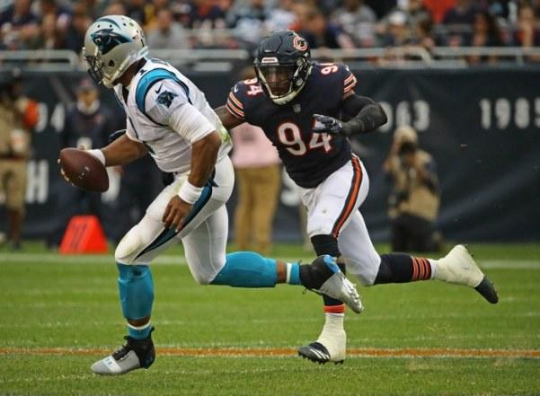 Leonard Floyd vs Panthers