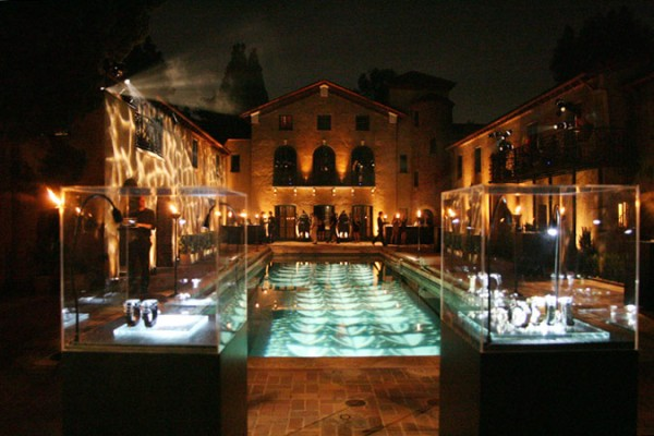 Elegant party mansion