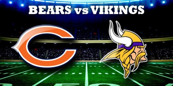 Bears at Vikings