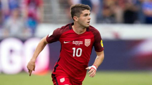 Christian Pulisic USA