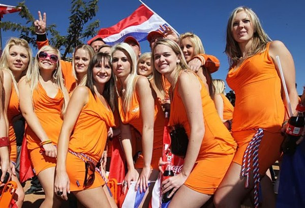 Dutch girls