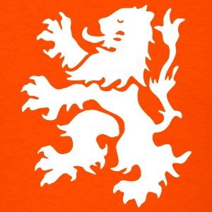 Dutch Lion orange and white 300 x 300