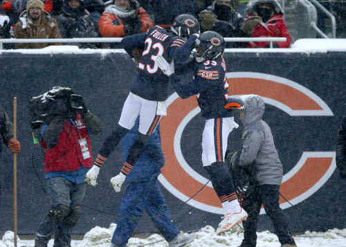 Cleveland Browns v Chicago Bears