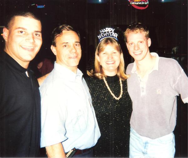Brad Bush NYE 1996
