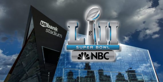 Super Bowl 52 Logo
