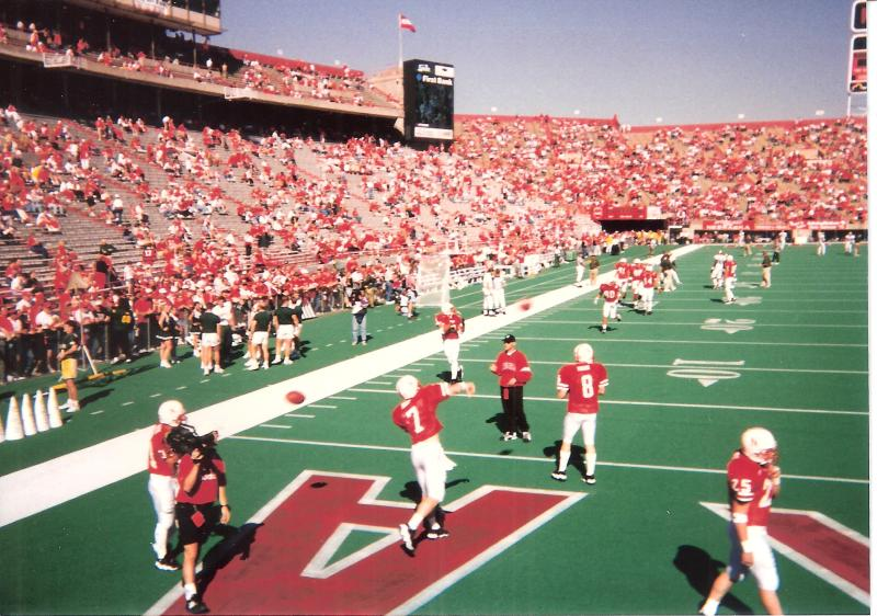 Scott Frost vs Baylor 1996(2)