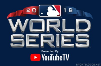 2018 World Series Logo