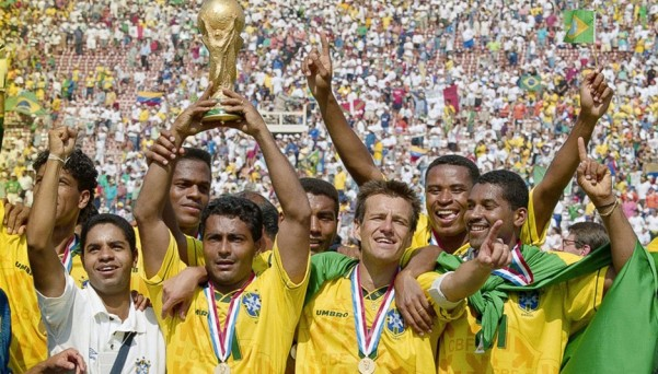 Brazil's 1994 World Cup Champions