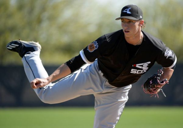 Michael Kopech White Sox Spring Training