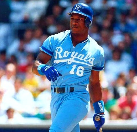 Kansas City Royals powder blue uniform Bo Jackson.jpg