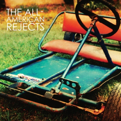 All-American Rejects CD cover