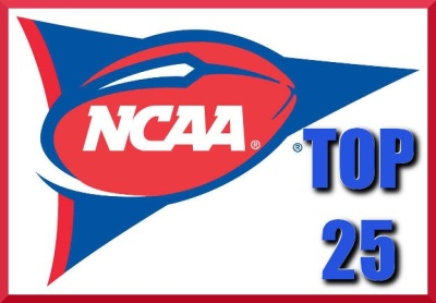 NCAA Top 25
