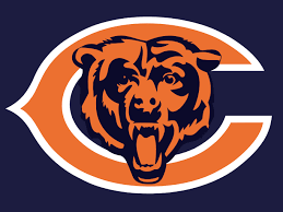 Chicago Bears color combo logo