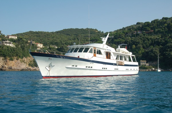 Dutch yacht