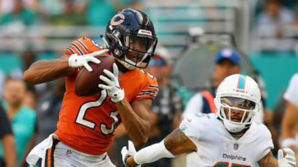 Kyle Fuller at Dolphins