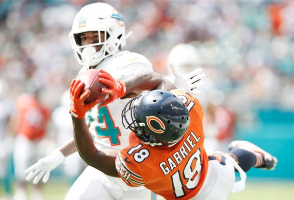 Taylor Gabriel at Dolphins