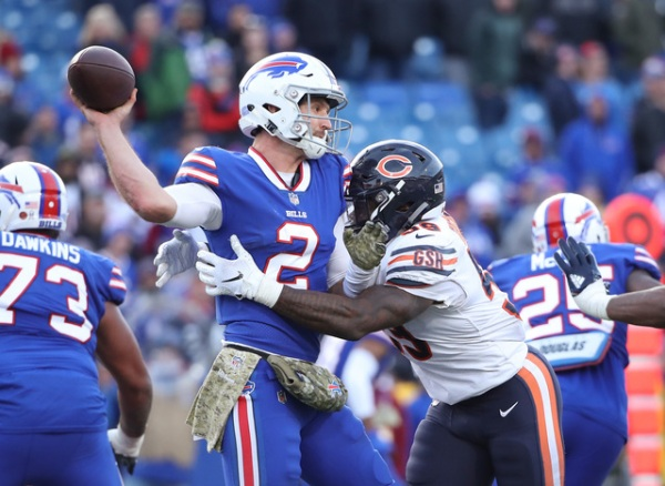Chicago Bears v Buffalo Bills
