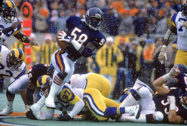 1985 NFC Championship - Rams v Bears