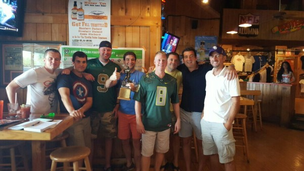 2015 Butkus League Draft