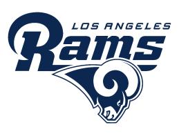 L.A. Rams logo