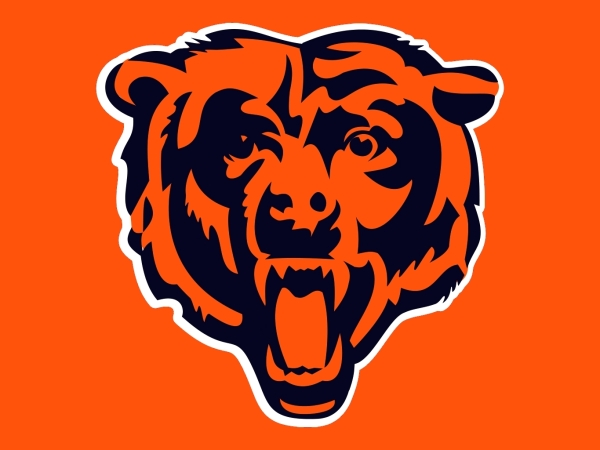 Chicago Bears orange logo