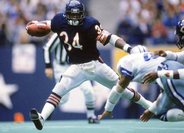 Walter Payton at Cowboys