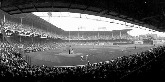 Ebbets Field 1955