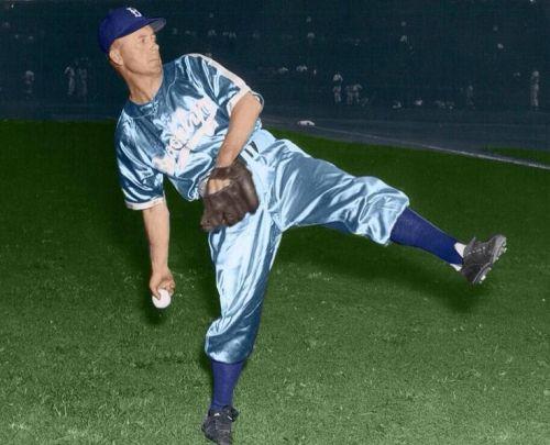 Brooklyn Dodgers powder blues